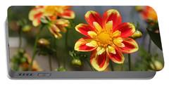 Sunshine Flower Portable Battery Charger