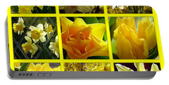 Sunshine Gold Picture Window Portable Battery Charger