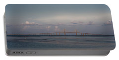 Sunshine Skyway Bridge Portable Battery Charger