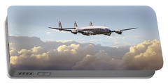 Super Constellation - End Of An Era Portable Battery Charger