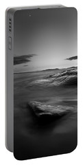 Portable Battery Charger featuring the photograph Superior Crescent    by Doug Gibbons