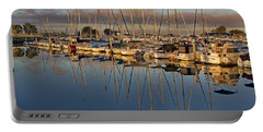 Portable Battery Charger featuring the photograph Sur La Mer by Gary Holmes