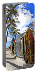 Surf And Sun Waikiki Portable Battery Charger