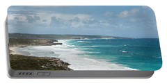 Surf On The Beach, Southern Ocean Portable Battery Charger