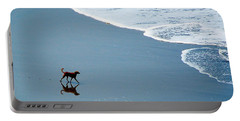 Surfer Dog Portable Battery Charger