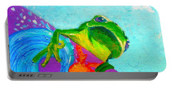 Surfing Froggie Portable Battery Charger
