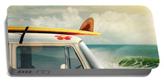 Surfing Way Of Life Portable Battery Charger