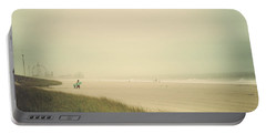 Surf's Up Seaside Park New Jersey Portable Battery Charger