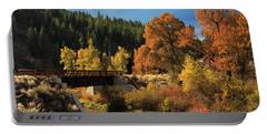 Susan River Bridge On The Bizz 2 Portable Battery Charger