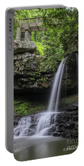 Suttons Gulch Waterfall Portable Battery Charger