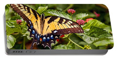 Swallowtail Beauty Portable Battery Charger