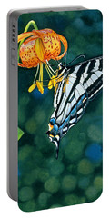 Swallowtail Splendor Portable Battery Charger