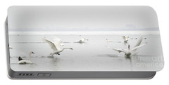 Swan Fight Portable Battery Charger