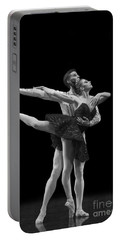 Swan Lake  Black Adagio  Russia  Portable Battery Charger
