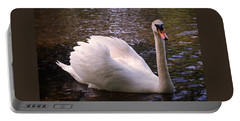 Swan Pose Portable Battery Charger