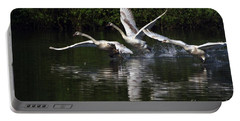 Swan Take-off Portable Battery Charger
