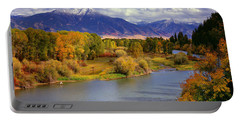 Swan Valley Autumn Portable Battery Charger