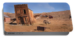 Swazey Hotel Bodie Ghost Town Portable Battery Charger