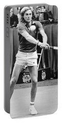 Swedish Tennis Star Bjorn Borg Portable Battery Charger