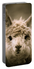 Sweet Alpaca Portable Battery Charger