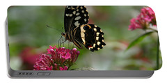 Portable Battery Charger featuring the photograph Sweet Nectar by Denyse Duhaime