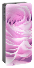 Sweet Pastel Rose Portable Battery Charger
