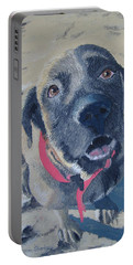 Sweet Pea Portable Battery Charger by Norm Starks