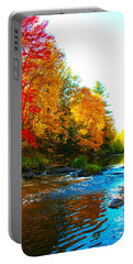 Sweet Serenity Portable Battery Charger by Tiffany Erdman