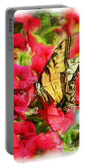 Sweet Swallowtail Portable Battery Charger