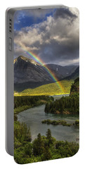 Swiftcurrent River Rainbow Portable Battery Charger