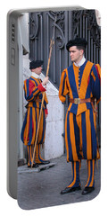 Swiss Guard Portable Battery Charger