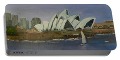 Sydney Opera House Portable Battery Charger