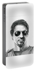 Sylvester Stallone - The Expendables Portable Battery Charger
