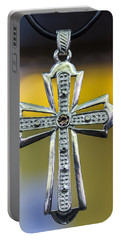 Symbol Of Faith Portable Battery Charger