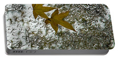Symbols Of Autumn  Portable Battery Charger