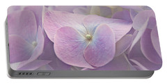Symphony In Purple Portable Battery Charger