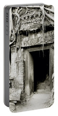 Ta Prohm Doorway Portable Battery Charger