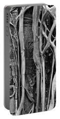 Ta Prohm Roots And Stone 09 Portable Battery Charger