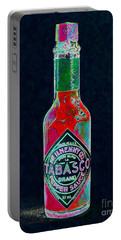 Tabasco Sauce 20130402 Portable Battery Charger