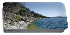 Table Rock Lake Shoreline Portable Battery Charger