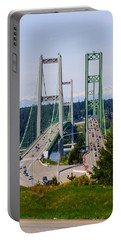 Tacoma Narrows Bridge Portable Battery Charger