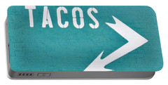 Tacos Portable Battery Charger