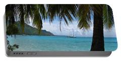 Tahitian Vista Portable Battery Charger
