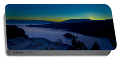 Tahoe Sunrise Portable Battery Charger
