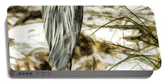 Tail Feathers Portable Battery Charger