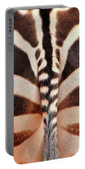 Tailing A Zebra Portable Battery Charger