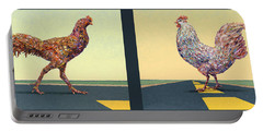 Tale Of Two Chickens Portable Battery Charger