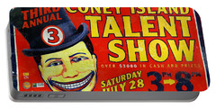 Talent Show Portable Battery Charger by Ed Weidman