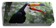 Talkative Toucan Portable Battery Charger