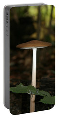 Tall Mushroom Portable Battery Charger